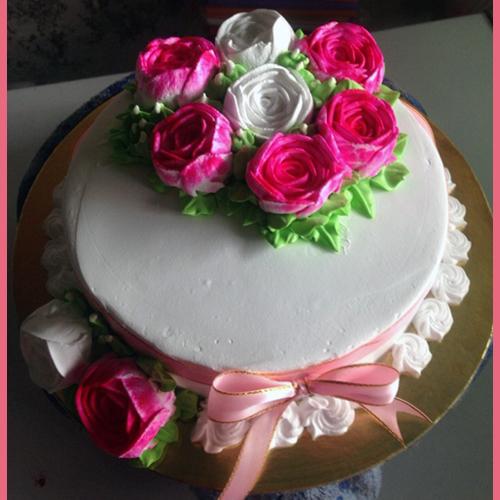 bánh kỷ niệm ngày cưới 2